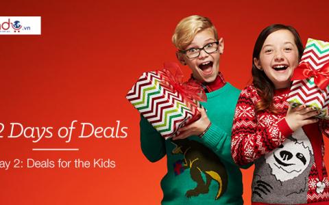 """Bạn đã biết gì về dịp sale """"12 Days Of Deals"""" chưa?"""