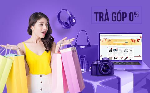 Mua sắm tại Fado.vn- trả góp 0% với CitiBank