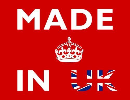 hàng hóa made in UK
